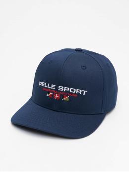 Pelle Pelle Snapback Caps Vintage Series Dad sininen