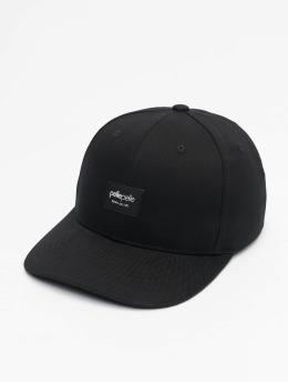 Pelle Pelle Snapback Caps Core-Porate svart
