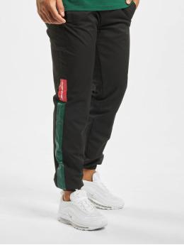 Pelle Pelle Spodnie do joggingu Fnish Line czarny