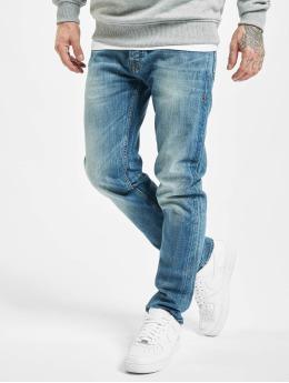 Pelle Pelle Straight Fit Jeans F.u. Floyd  modrý