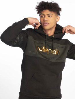 Pelle Pelle Sweat capuche Recognize noir