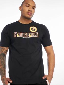 Pelle Pelle T-Shirt Infinity Solid  black