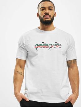 Pelle Pelle T-Shirt Confusion Logo blanc