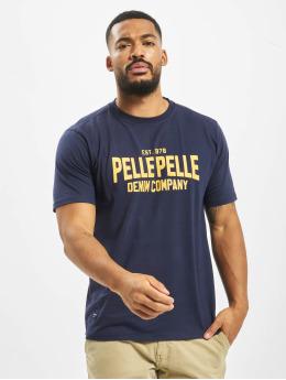 Pelle Pelle T-Shirt Freshman bleu