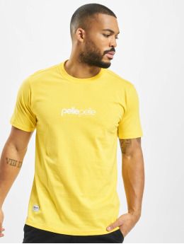 Pelle Pelle T-shirt Core Portate giallo