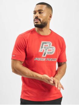 Pelle Pelle t-shirt Hologram PP  rood
