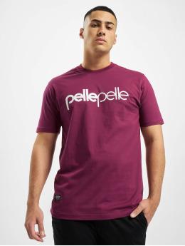 Pelle Pelle T-Shirt Back 2 The Basics rot