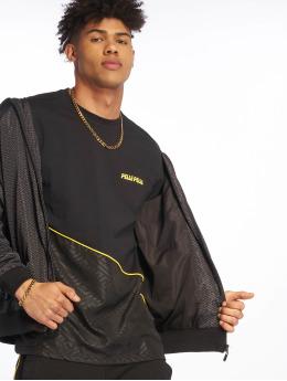 Pelle Pelle T-Shirt Sayagata Swing schwarz