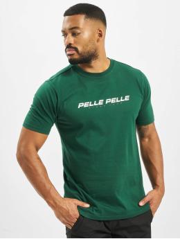 Pelle Pelle T-Shirt On Your Marks vert