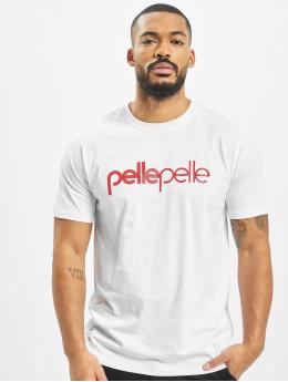 Pelle Pelle T-shirt Corporate Dots vit