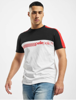 Pelle Pelle T-shirt Stadium Block vit