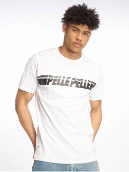 Pelle Pelle T-Shirt Sayagata Fast weiß
