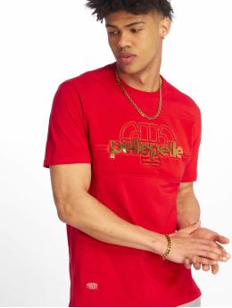 Pelle Pelle T-shirts Raise It Up rød