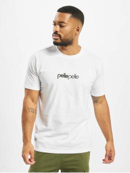 Pelle Pelle T-skjorter Core-Porate hvit