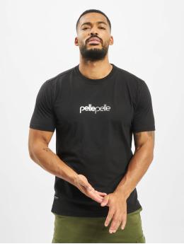 Pelle Pelle T-skjorter Core-Porate svart