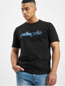 Pelle Pelle T-skjorter Core-Porate 3D svart