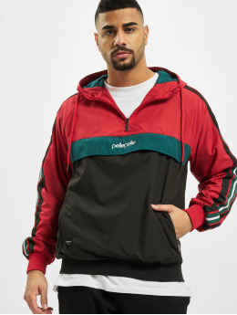 Pelle Pelle Transitional Jackets Off-Court red