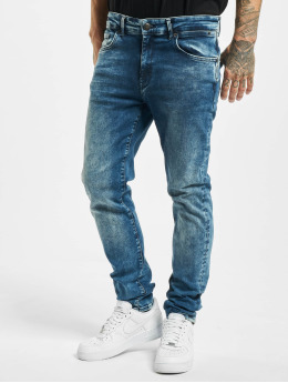 Petrol Industries Slim Fit Jeans Supreme Stretch blauw
