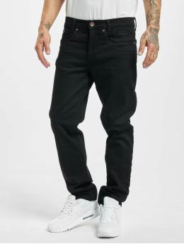 Petrol Industries Straight Fit Jeans Riley  svart