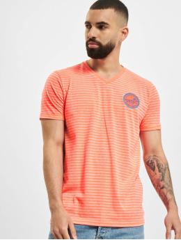 Petrol Industries T-shirts Men  orange