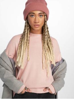 Pieces Пуловер pcLisa Knit розовый
