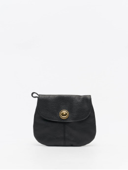 Pieces Bag Totally Royal Leather Party black