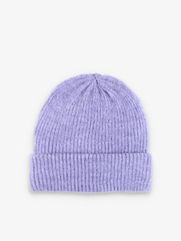 Pieces Beanie pcElla Noos purple