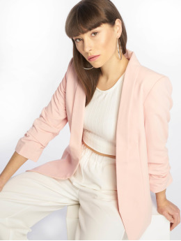 Pieces Blazer pcBoss 3/4 rosa
