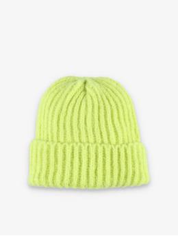 Pieces Bonnet pcIsilina Hood jaune