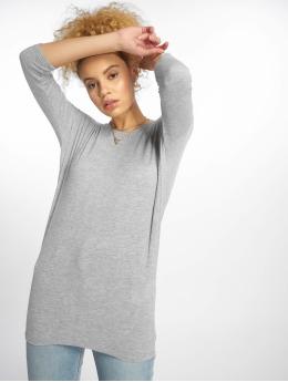 Pieces Camiseta de manga larga pcMusthave gris