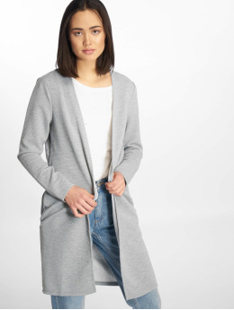 Pieces Cardigan pcBirgitta gris