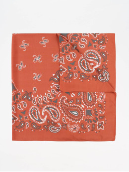 Pieces Chal / pañuelo pcElba Square rojo