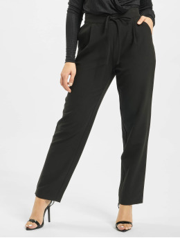 Pieces Chino pants PcSia  black