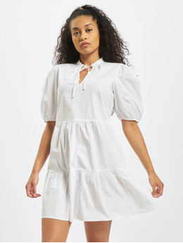 Pieces Dress pcMarlie 2/4 Elastic white