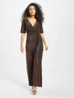 Pieces jumpsuit pcInfina 2/4  zwart