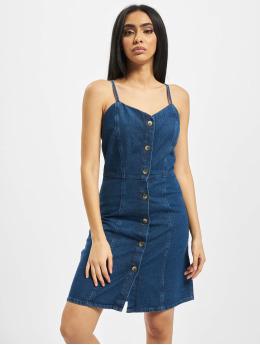 Pieces jurk pcMalle  blauw