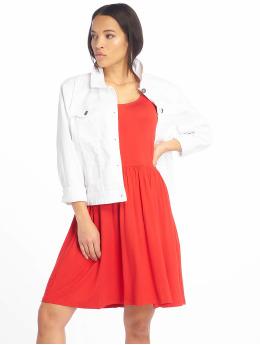 Pieces jurk pcLorena  rood