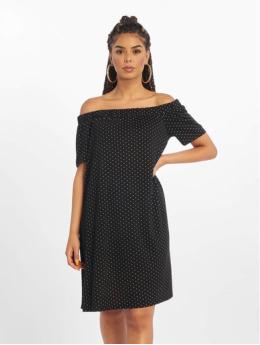 Pieces jurk pcCayanna Off-Shoulder zwart