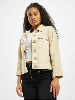 Pieces Lightweight Jacket pcAsli Colored - VI BC  beige