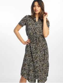 Pieces Mekot pcCecilie Short Sleeve Long musta