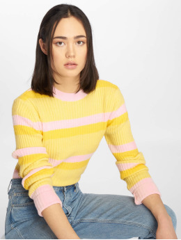 Pieces Pullover pcBelka  yellow