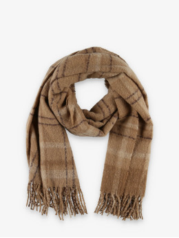 Pieces Scarve pcElinor Long Noos brown