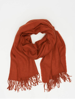 Pieces Scarve pcKial Long  red