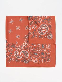 Pieces Sciarpa/Foulard pcElba Square rosso