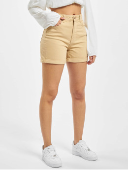 Pieces Shorts pcLeah  beige