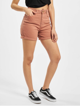 Pieces Shorts pcLeah  braun