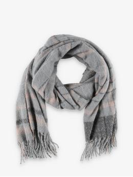 Pieces sjaal pcElinor Long Noos grijs