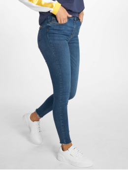 Pieces Skinny Jeans pcDelly B184 Mw blå