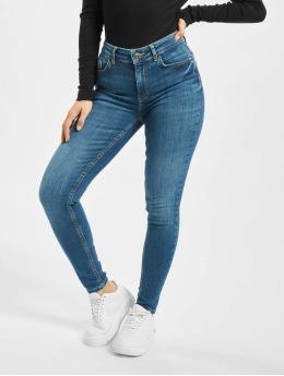 Pieces Skinny jeans pcDelly blauw