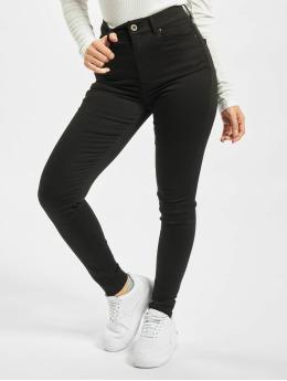 Pieces Skinny Jeans pcNora  czarny